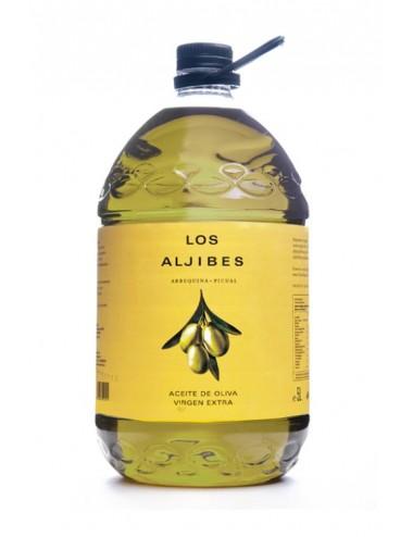 Extra Virgin Olive Oil Los Aljibes 5L