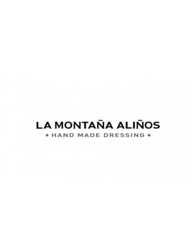 Aliño de Lavanda con Aceite de Albahaca La Montaña Aliños 10 250ml