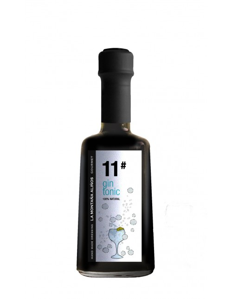 Aliño de Gin Tonic La Montaña Aliños 11 250ml
