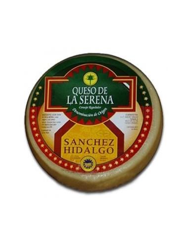 Queso Torta de La Serena