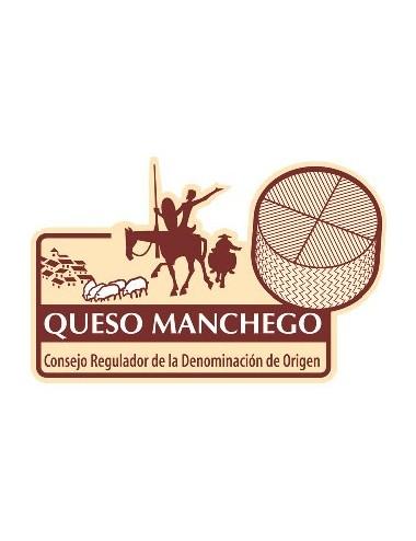 Cuña de Queso Manchego DO Gran Reserva de los Llanos 200 g