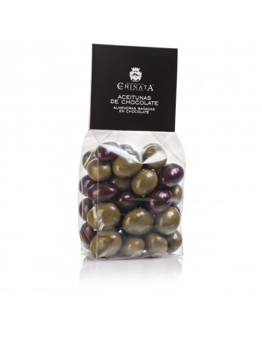 Aceitunas de Chocolate La Chinta 150 g