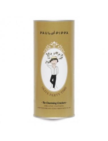 Galletas de Olivada Ecológicas Paul&Pippa 150 g