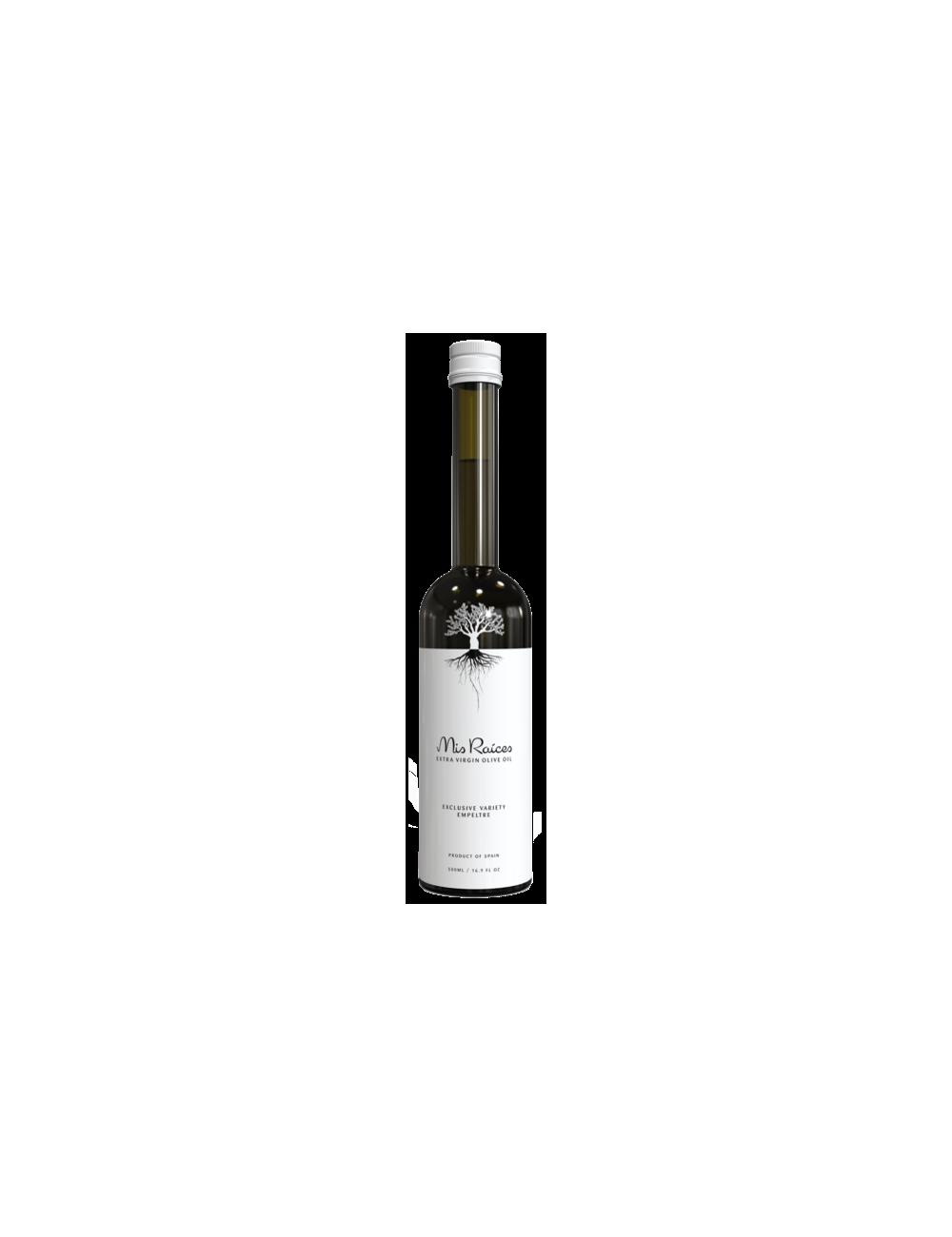 Aceite de oliva Virgen Extra Mis Raices 500 ml