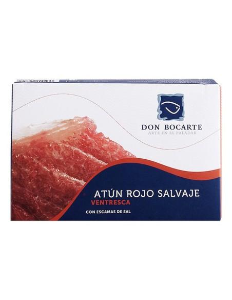 Ventresca de Atún Rojo Don Bocarte
