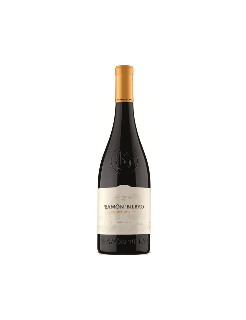 Vino Ramón Bilabi Reserva Original 750 ml