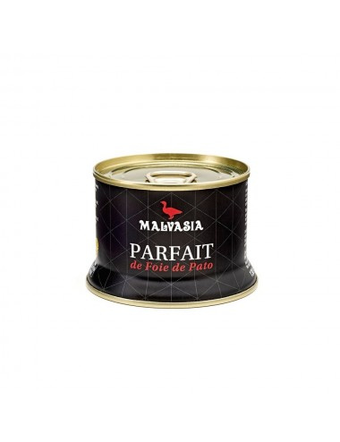 Parfait de Foi de Pato La Malvasía 130 g