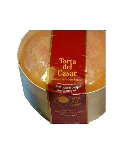 Queso Torta del Casar La Cobija 500grs