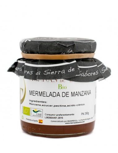Mermelada de Manzana Tierras de Tavara  Bio