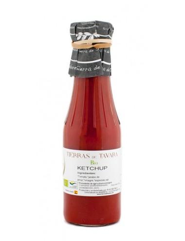 Ketchup Tierras de Tavara  Bio