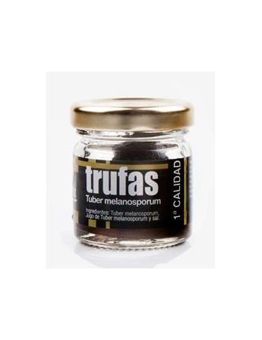 Trufa Negra Trozo 12,5g Arotz