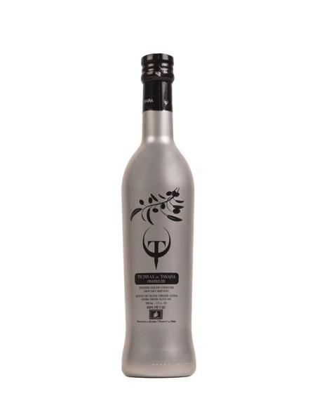Aceite de Oliva Virgen Extra Platino Tierras de Tavara Premium 1 día de cosecha