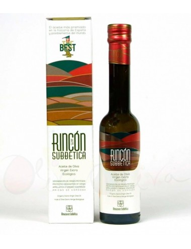 Organic Extra Virgin Olive Oil Rincón de la Subbética Alamoda 500ml