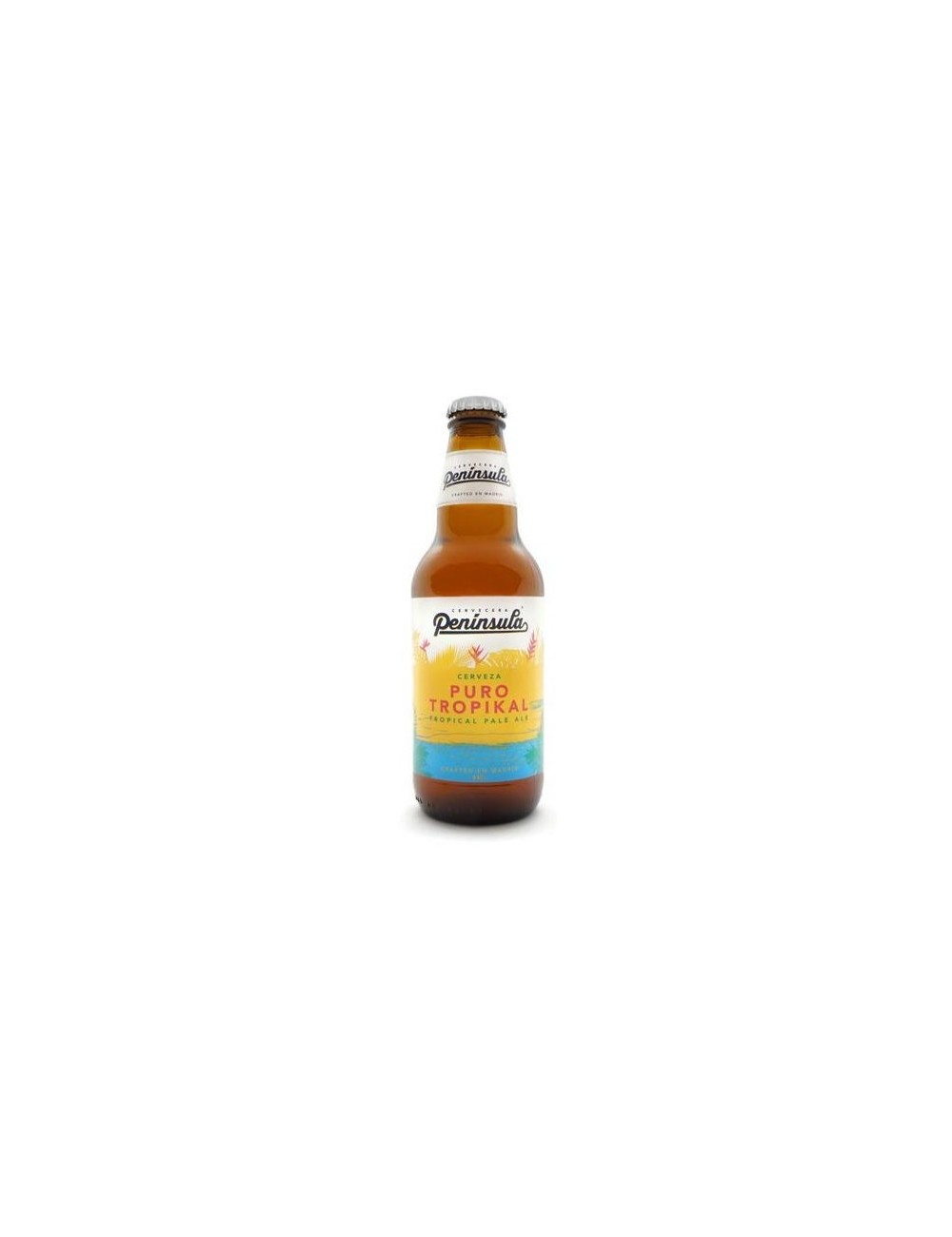 Cerveza Península Puro Tropikal