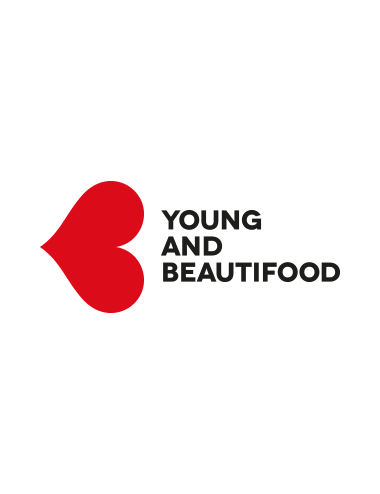 Bolita choco negro con fresa deshidratada Young and Beautifood