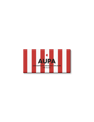 Aupa. Chocoathletic de Bilbao con leche Young and Beautifood