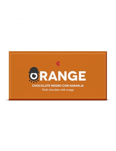 Orange. Chocolate negro con naranja Young and Beautifood