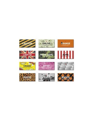 Pack selección de Chocolates Young and Beautifood