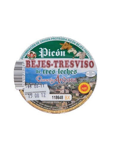 Queso Picón Bejes-Tresviso 2.500grs
