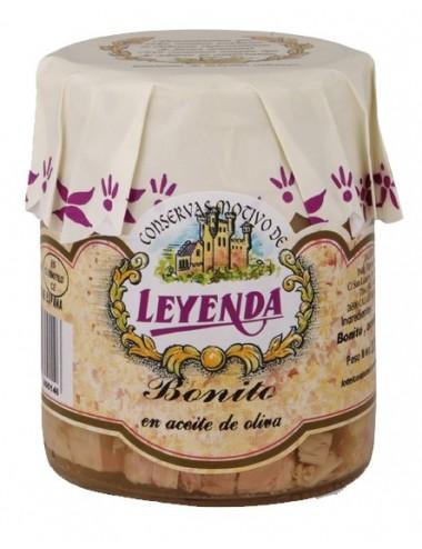 Bonito en Aceite de Oliva La Leyenda