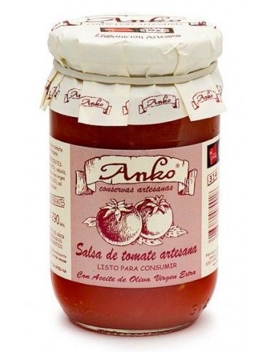 Salsa de Tomate Artesana Extra Anko