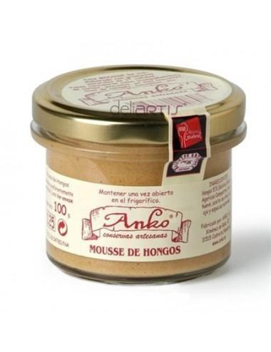 Mousse de Hongos Anko